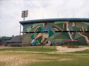 Centenial stadium