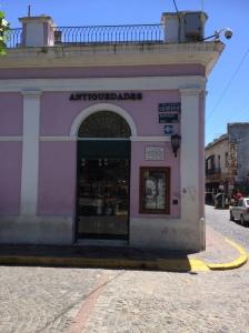 San Telmo along Defensa - Antiques