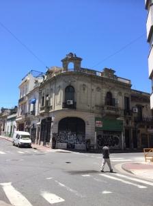 San Telmo Corner