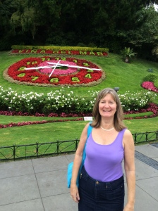 Flower Clock in Vina del Mar
