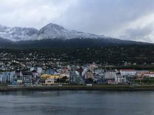 Town of Ushuaia
